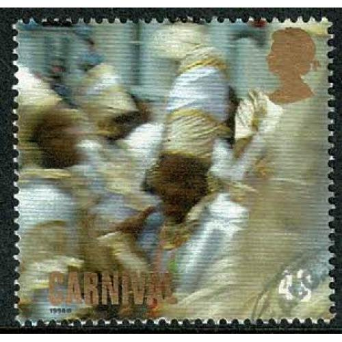 1998 Festivals. 43pVery Fine Used single. SG2057
